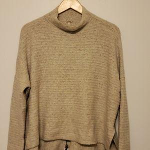 Oversized medium free people sweater